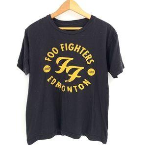 Foo Fighters Edmonton Tour 2011 Tee